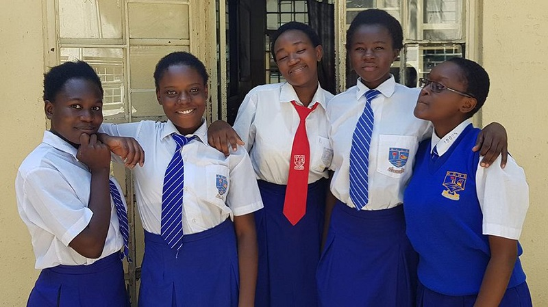 An app developed by Kenyan schoolgirls that addresses female health issues has got the attention of Google.