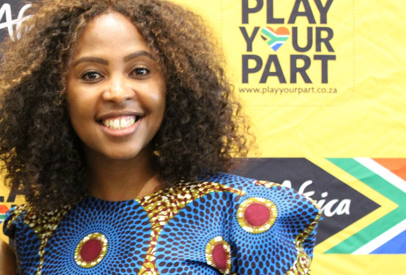 Play Your Part tv series Shalate Teffo