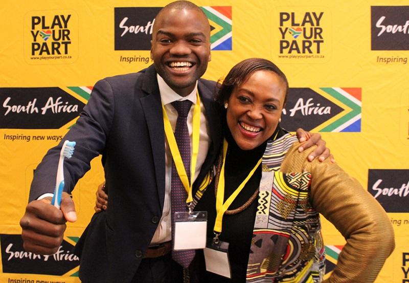 Play Your Part TV series thobile mushwana