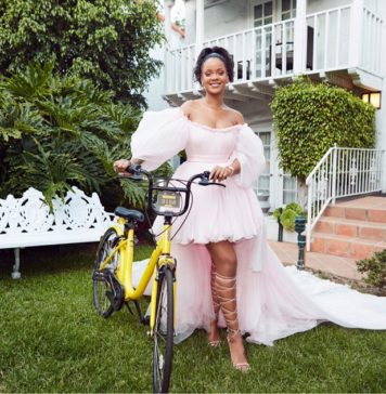 Rihanna's charity work with the Clara Lionel Foundation is helping Malawian girls get to school