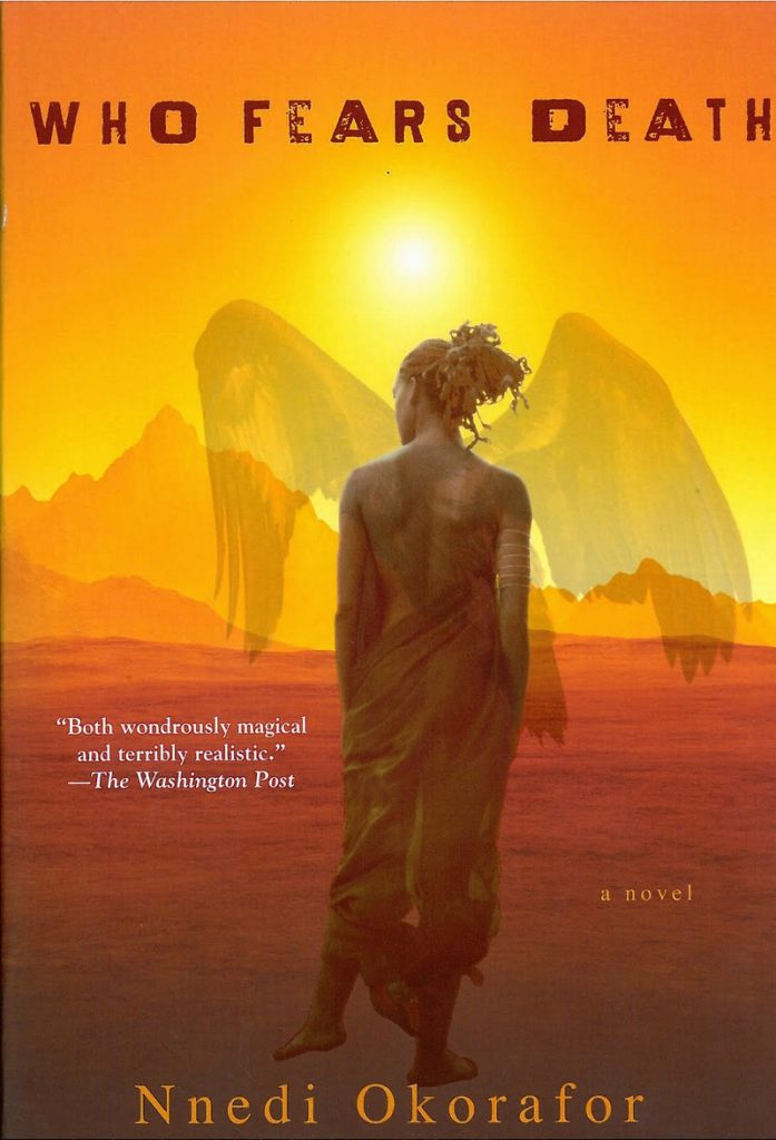 Acclaimed science fiction writer Nnedi Okorafor creates new African character for Marvel Comics.
