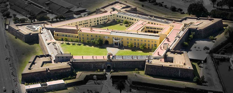 The Castle of Good Hope Legacy Project takes early South African history directly to schools