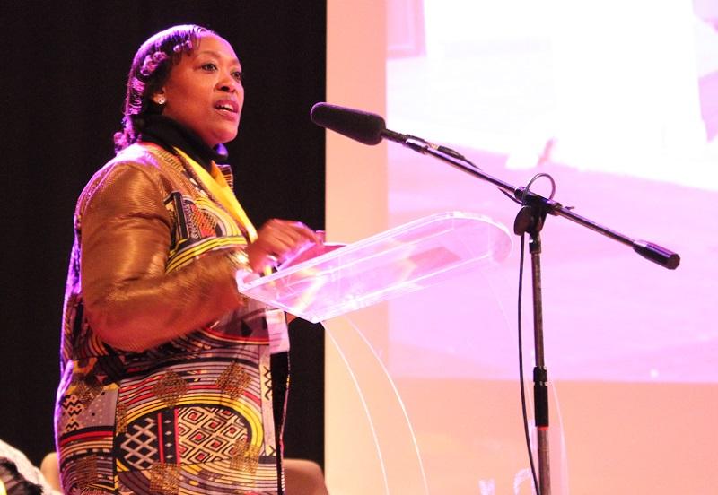 Loeries radio ad Sithembile Ntombela