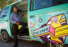 Banetsi Mphunga is Khayelitsha's mobile therapist, helping youth deal with mental health challenges