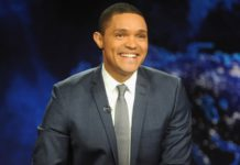 Trevor Noah continues to conquer the US in style