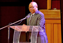 Dr Kingsley Makhubela