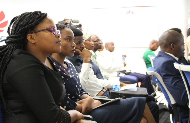 The 10 students were selected from some of South Africa's leading tertiary  institutions, such as Tshwane University of Technology, North-West  University, ...