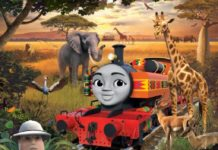 Thomas and Friends, Nia the Kenyan train engine,