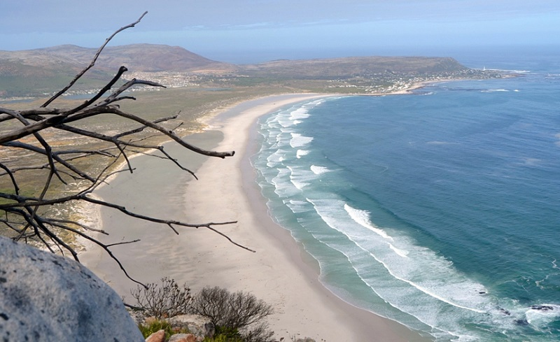 Noordhoek: As one of the Cape's best kept secrets, Noordhoek hides in the shadow of Chapman's Peak. Its picturesque and sandy shoreline is popular with horse riders and families. (Image: Noordhoek Tourism)