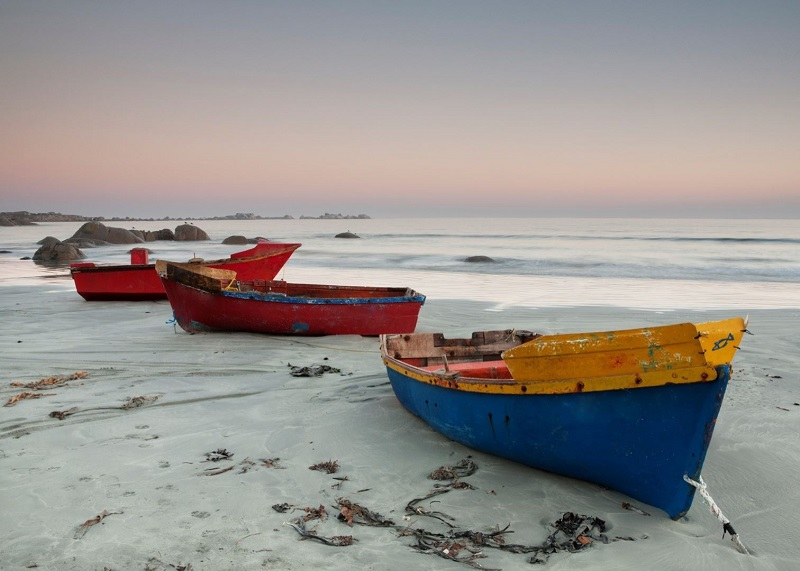 Paternoster: Paternoster is one of the oldest fishing villages on the west coast of South Africa.