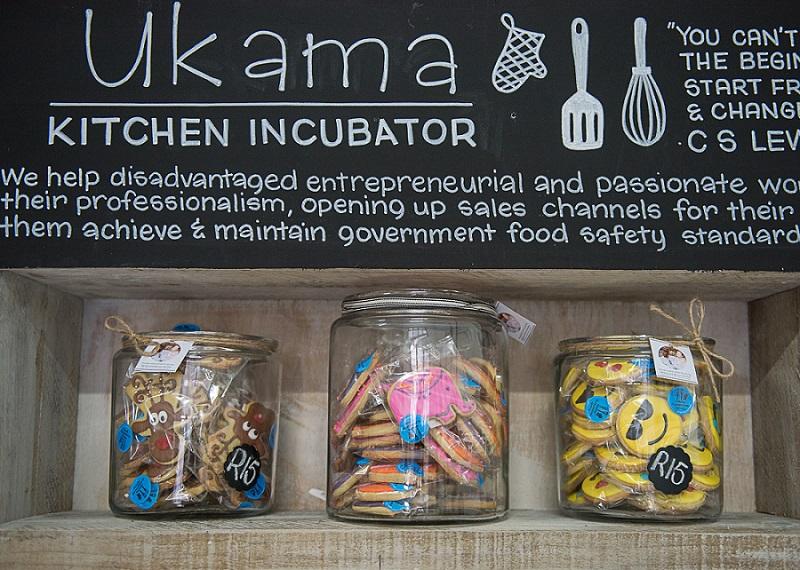 Ukama Kitchen Incubator products