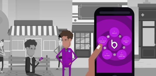 Bountly uses elements of social media interaction and the shared economy trend to connect job seekers with verified and trusted employment opportunities in South Africa.