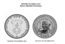 A first look at the new R5 coin celebrating the centenary of Nelson Mandela's birth