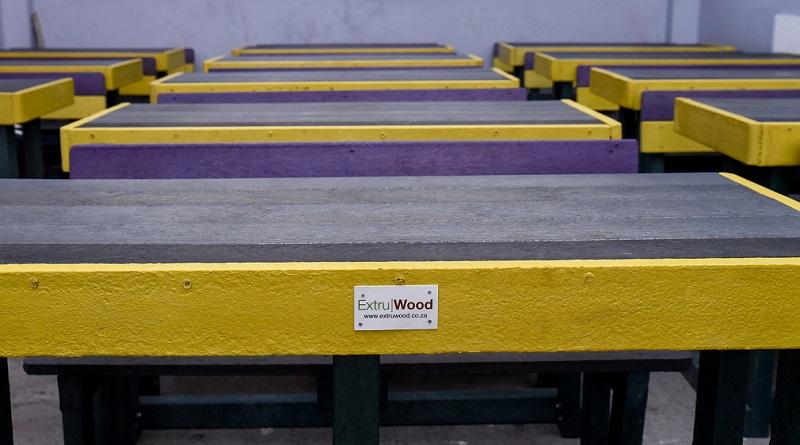 Joburg recycled desks
