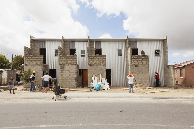 The Empower Shack is an innovative housing solution in Khayelitsha.