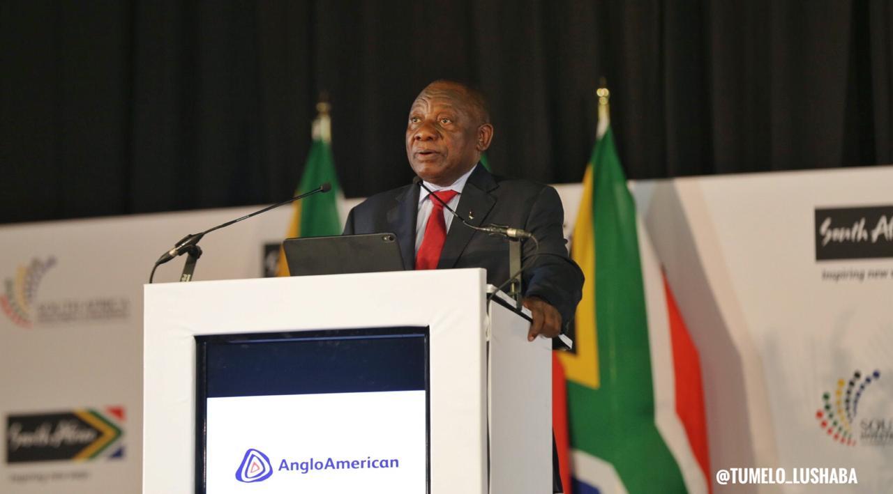 President Ramaphosa Address