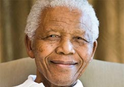 'It is in your hands to make of our world a better one for all' - Nelson Mandela (Photo: Mandela Day)