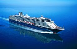 The MS Noordam and Westerdam will grace South African waters during the 2010 Fifa World Cup