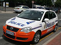 South Africa's traffic officials will now  enforce the point's demerit system