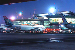 South Africa is gearing up to handle large volumes of air  traffic during the 2010 Fifa World Cup