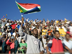 """""""From the ruins of a racially polarised order, we have built a nation driven by a strong commitment to the values of justice and equality,"""" President Jacob Zuma said on Freedom Day"""