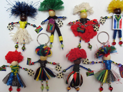 SA Soccer Dollies: A piece of Africa for tourists to take home