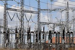 Eskom's Merapi power substation near  Excelsior in the Free State