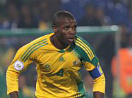 A prestigious dinner will be held to honour South African football team captain Aaron Mokoena
