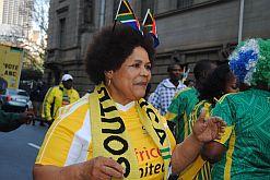 Bafana Bafana has captured the hearts of South Africans