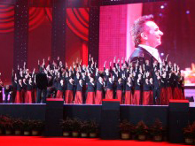 The victorious Stellenbosch University Choir distinguished itself again at this year's World Choir Games