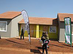Lufhereng is the biggest housing project in Gauteng