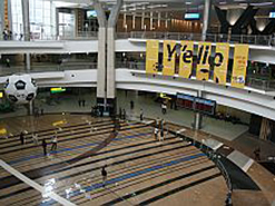 OR Tambo International Airport is popular among South African travellers.