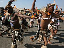 South African traditions are also a tourism drawcard.