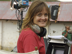 Jann Turner, the director and joint writer and producer of White Wedding.