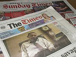 A Sunday Times isiZulu edition will hit the streets on 7 November.