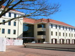 The new library at Rhodes University is a world-class facility.
