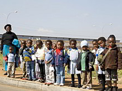 South Africans can currently expect a mean of 8.12 years of schooling.