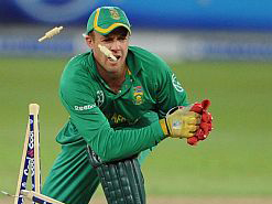 AB de Villiers brings World Cup experience  to the team.