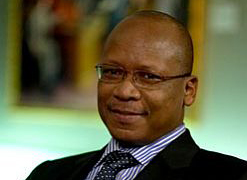 The newly appointed CEO and president of  MTN, Sifiso Dabengwa, will commence his duties in April 2011.