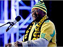 Archbishop Emeritus Desmond Tutu became the first black South African Anglican Archbishop of Cape Town in South Africa when he was appointed in 1986.