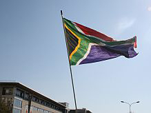 South Africa is headed for local elections.