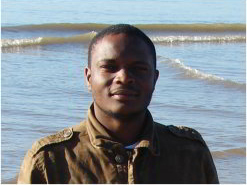 Medupi Shabangu is only the third South African in 14 years to receive the prestigious award.