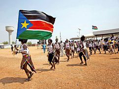 Southern Sudan is set to become Africa's new country.