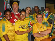 Football Fridays united South Africans as they wore their football jerseys to show support for the national team Bafana Bafana during the 2010 Fifa World Cup. The country will now be using that same united spirit to get behind the Proteas, ahead of the ICC Cricket World Cup.