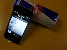 People who take up contracts with Red Bull Mobile will receive Red Bull branded smartphones and exclusive content.