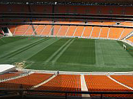 FNB Stadium is one of the legacies of the 2010 Fifa World Cup.