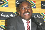 IMC CEO Miller Matola made the key note address at the Durban event