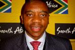 Iggy Sathekge, IMC director for stakeholder relations.