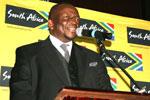 Limpopo Gambling Board CEO Serobi Maja was the programme director of the Polokwane summit.