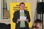 Eskom's General Manager Pieter Pretorius
